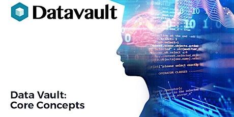 Data Vault: Core Concepts tickets