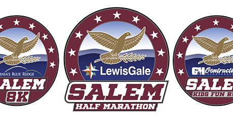 LewisGale Salem Half Martathon tickets