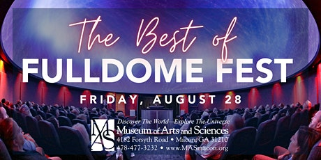 Best of Fulldome Fest tickets