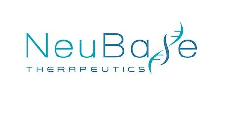 NeuBase Therapeutics, Inc.-Webinar 8/14/2020 tickets