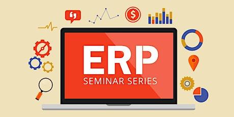 Silicon Halton ERP Seminar Series - August tickets