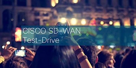 Cisco SD-WAN Test Drive - 12/11/2020 tickets
