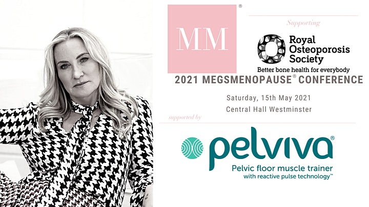 2021 MegsMenopause Conference image