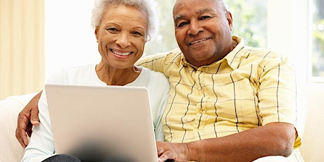 Virtual Info Session for Job Seekers Age 55+ tickets