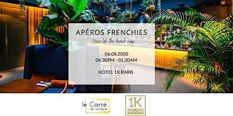 Apéros Frenchies - Afterwork - Paris tickets