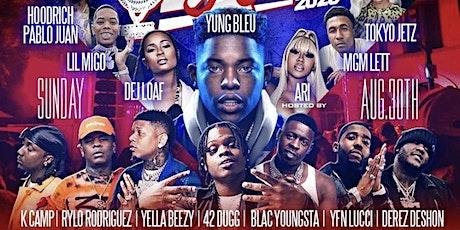 Bleu Bash 20 tickets