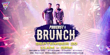 90s Baby Show - Podcast Brunch tickets