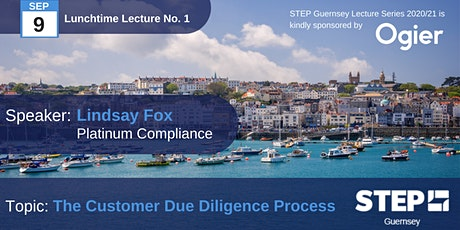 STEP Lunchtime Lecture No.1: Customer Due Diligence Process - Lindsay Fox tickets
