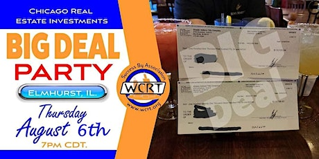 Big Deal Party - WCRT August Meeting tickets