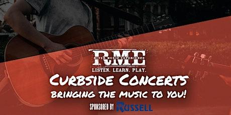Curbside Concert feat. Jordan Danielsen tickets