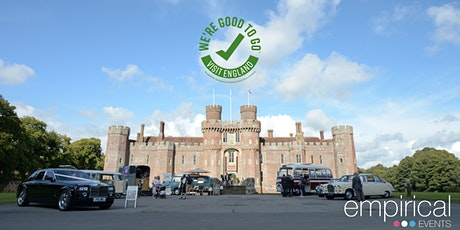 POSTPONED Herstmonceux Castle Wedding Show by Empirical Events tickets