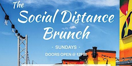 SUNDAY BRUNCH | SOCIAL DISTANCE  | SAVANNA ROOFTOP tickets