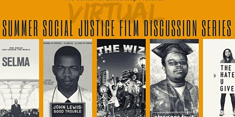 CFL's Summer Social Justice Film Discussion Series tickets