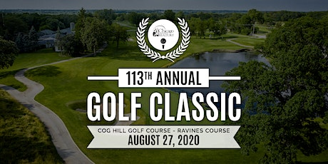 113th Annual Golf Classic tickets