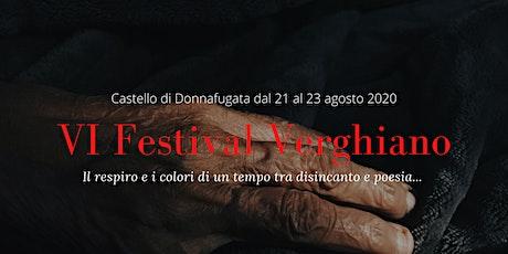 Festival Verghiano (Abbonamento) biglietti