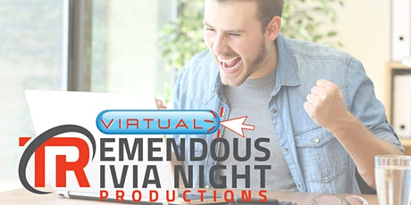 Virtual Tremendous Trivia and Zoom Party! tickets