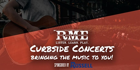 Curbside Concert feat. Hal Reed (Iowa) tickets