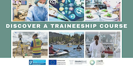 Discover a Traineeship Course | Information/Enrolment Event tickets