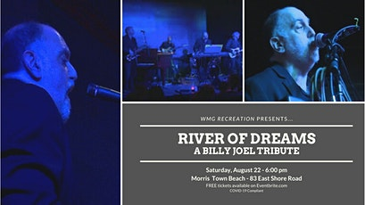 River of Dreams - a Billy Joel Tribute show presented by WMG Recreation tickets