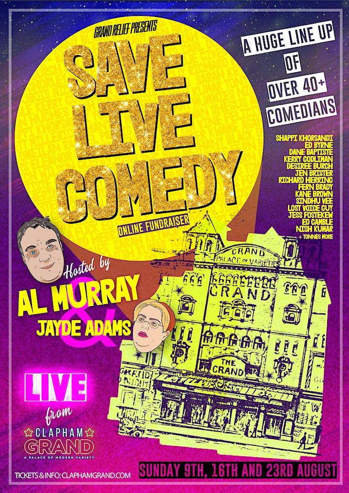 Help Save Live `Comedy - Show 3 image