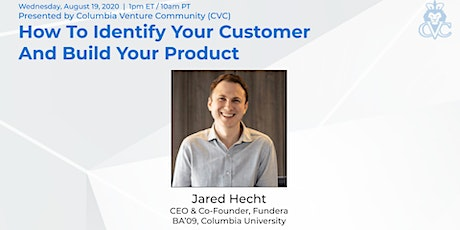 Marketing Podcast: Identifying Your Customer and Building Your Product tickets