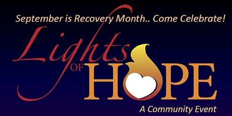 Lights of Hope. A Community Event. tickets