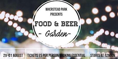Wherstead Park Food & Beer Garden tickets