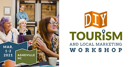 5th Annual DIY Tourism and Local Marketing Workshop tickets