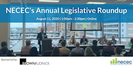 NECEC's Annual Legislative Roundup tickets