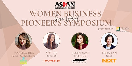 7th Annual Women Business Pioneers Symposium: Gone Virtual tickets