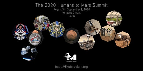 The Virtual 2020 Humans to Mars Summit entradas