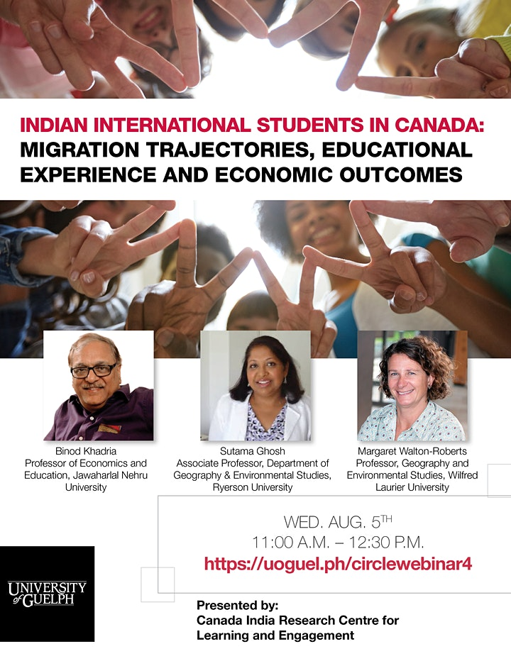 Indian International Students in Canada image