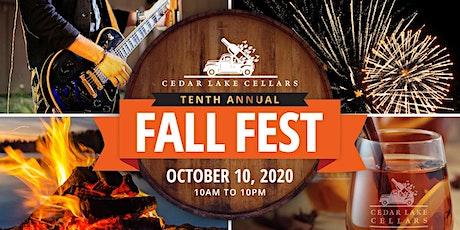 Fall Fest 2020 tickets