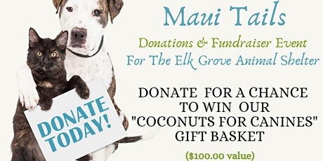 Maui Tails Donations & Fundraiser Event tickets