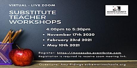 Substitute Teacher Workshops tickets