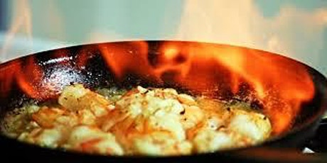 Brulee and Flambe Cooking Class tickets