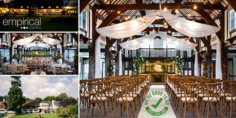 Empirical Events Wedding Fair at Burford Bridge Hotel tickets