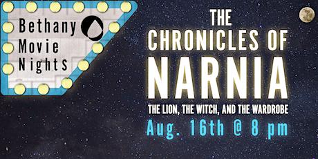 Bethany Church Movie Night: The Chronicles of Narnia tickets