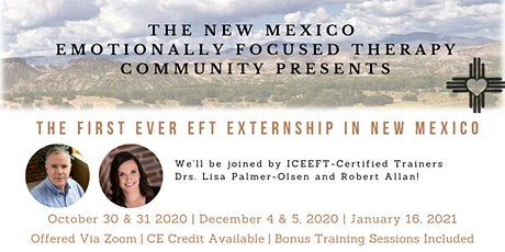 The First Ever EFT Externship in New Mexico! tickets