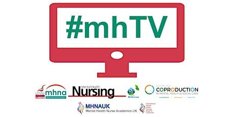 #mhTV episode 16 - Social media and nurses tickets