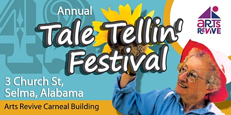 42nd Annual Tale Tellin' Festival tickets