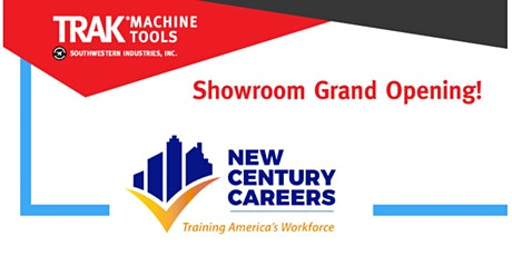 TRAK Machine Tools' Pittsburgh, PA  August 2020 Showroom Grand Opening tickets