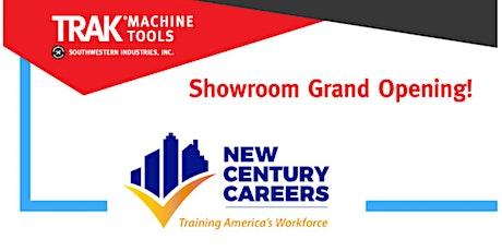 TRAK Machine Tools' Pittsburgh, PA  August 2020 Showroom Grand Opening tickets