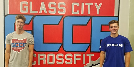 RE Boys Elite Teen Throwdown Fundraiser WOD at Glass City CrossFit tickets