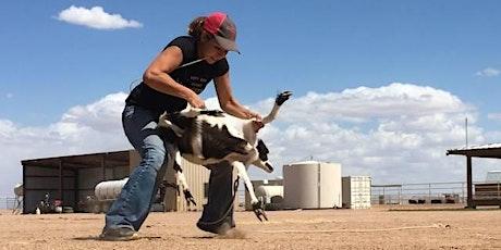 Beginner Goat Tying Clinic tickets