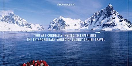Silversea Virtual Presentation Featuring Antarctica and Galapagos Cruises tickets