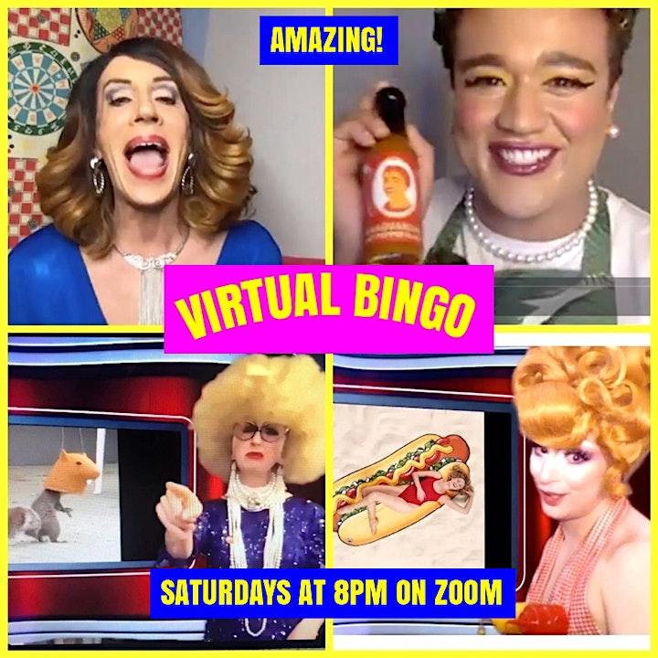 Linda Loves Virtual Bingo image