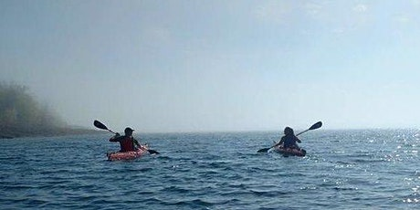 Guided Sea Kayak Tour (Afternoon) tickets