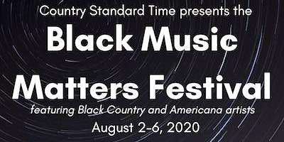 Black Music Matters Festival