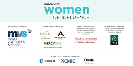 Women of Influence - 2020 tickets